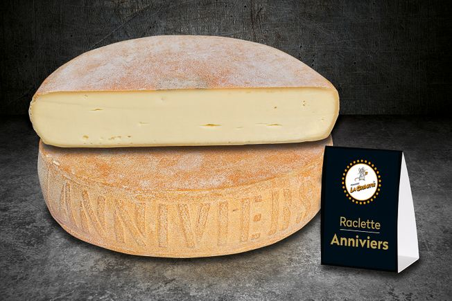 Fromage du Valais Anniviers